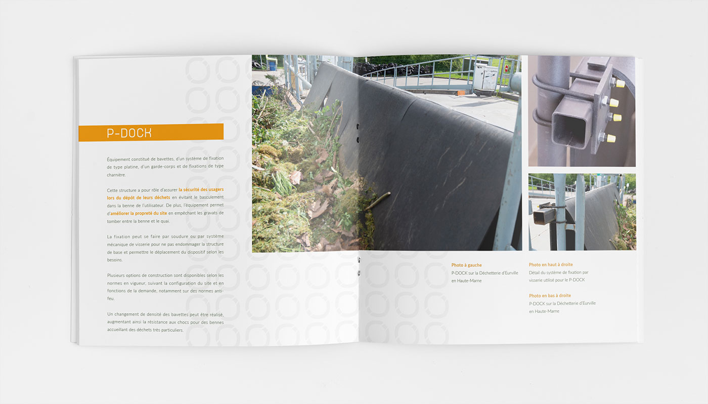 Léa Candat _ Graphiste - Webdesigner _ Nancy _ Projets _ Graphisme _ Catalogue _ Valopneu